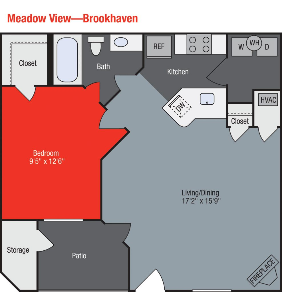Apartments For Rent TGM Meadow View - Brookhaven
