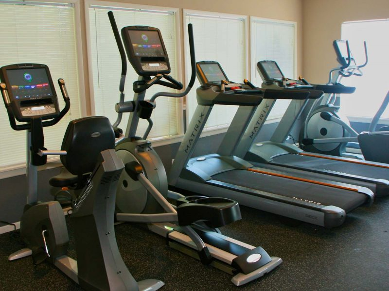 TGM Meadow View Apartments Fitness Gym 2