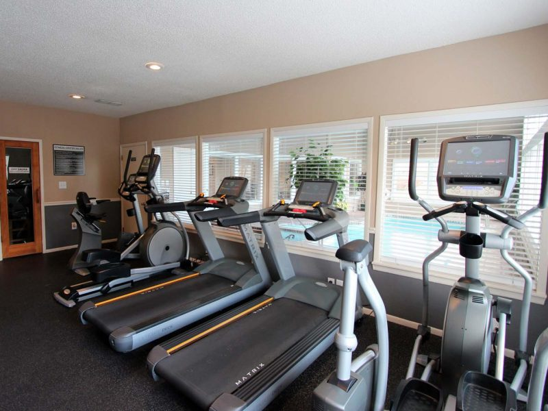 TGM Meadow View Apartments Fitness Gym