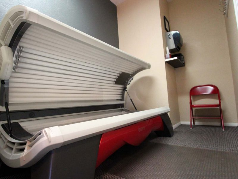 TGM Meadow View Apartments Tanning Bed